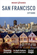 Omslag - Insight Guides: San Francisco City Guide