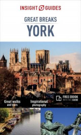 Omslag - Insight Guides Great Breaks York
