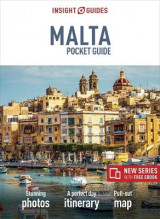 Omslag - Insight Pocket Guide Malta