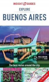 Omslag - Insight Guides Explore Buenos Aires