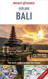 Omslag - Insight Guides Explore Bali