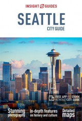 Omslag - Insight Guides City Guide Seattle
