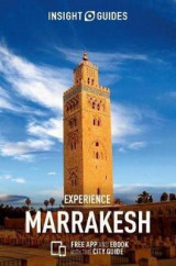 Omslag - Insight Guides Experience Marrakech