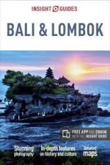 Omslag - Insight Guides Bali and Lombok