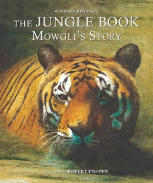 The Jungle Book: Mowgli's Story (Picture Hardback) av Rudyard Kipling (Innbundet)