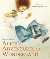 Omslag - Alice's Adventures in Wonderland (Picture Hardback)