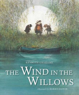 Omslag - The Wind in The Willows (Picture Hardback)