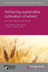 Omslag - Achieving Sustainable Cultivation of Wheat Volume 2