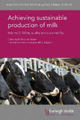 Omslag - Achieving Sustainable Production of Milk Volume 2