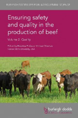 Omslag - Ensuring Safety and Quality in the Production of Beef: Volume 2