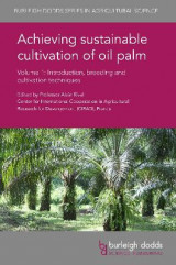 Omslag - Achieving Sustainable Cultivation of Oil Palm Volume 1