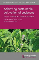 Omslag - Achieving Sustainable Cultivation of Soybeans Volume 1