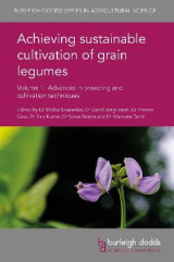 Omslag - Achieving Sustainable Cultivation of Grain Legumes Volume 1