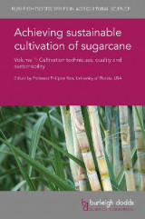 Omslag - Achieving Sustainable Cultivation of Sugarcane Volume 1