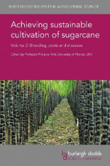 Omslag - Achieving Sustainable Cultivation of Sugarcane Volume 2