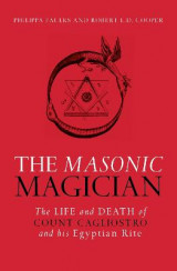 Omslag - The Masonic Magician