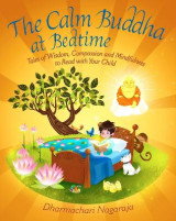 Omslag - The Calm Buddha at Bedtime