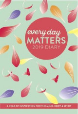 Omslag - Every Day Matters 2019 Pocket Diary