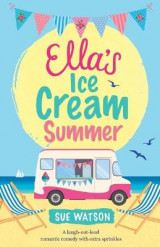 Omslag - Ella's Ice-Cream Summer