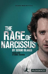 Omslag - The Rage of Narcissus
