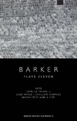Omslag - Howard Barker: Plays Eleven