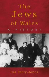 Omslag - The Jews of Wales
