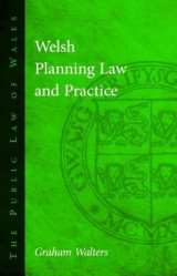 Omslag - Welsh Planning Law and Practice