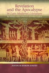 Omslag - Revelation and the Apocalypse in Late Medieval Literature