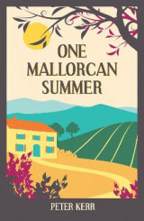 Omslag - One Mallorcan Summer (previously published as Manana Manana)