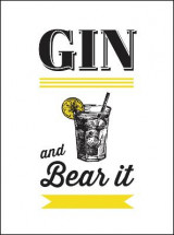 Omslag - Gin and Bear It