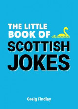 Omslag - The Little Book of Scottish Jokes