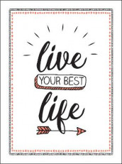 Live Your Best Life av Summersdale Publishers (Innbundet)