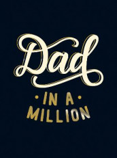 Dad in a Million av Summersdale Publishers (Innbundet)