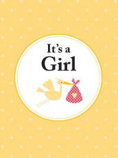 It's a Girl av Summersdale Publishers (Innbundet)