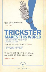 Omslag - Trickster Makes This World
