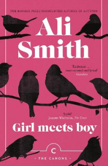 Girl Meets Boy av Ali Smith (Heftet)
