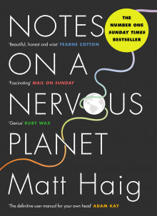 Notes on a nervous planet av Matt Haig (Heftet)