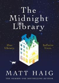 The midnight library av Matt Haig (Heftet)
