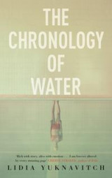 Omslag - The chronology of water