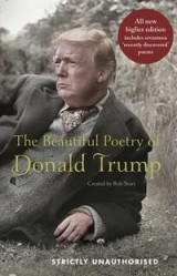 Omslag - The beautiful poetry of Donald Trump