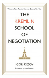 Omslag - The Kremlin school of negotiation