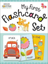 Omslag - Petite Boutique My First Flashcard Set