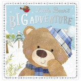 Omslag - Little Bear's Big Adventure