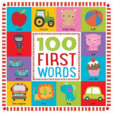 Omslag - 100 First Words