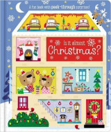 Omslag - Board Book Is It Almost Christmas?