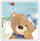 Omslag - Story Book Little Bear's Big Adventure