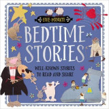 Omslag - Five-Minute Bedtime Stories