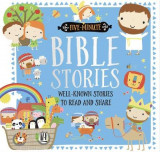 Omslag - Five-Minute Bible Stories