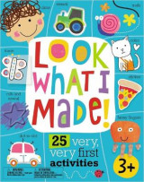 Omslag - Look What I Made! Activity Book