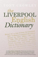 Omslag - The Liverpool English Dictionary